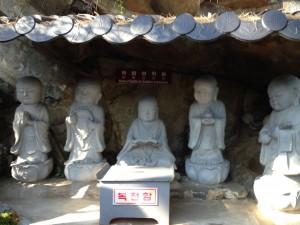 Haedong-Yonggungsa Tempel, Busan