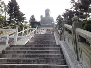 Tian Tan Buddha Lantau/Hongkong